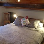 Chamonix mont blanc retreat double bedroom 1