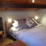 Chamonix mont blanc retreat double bedroom 2
