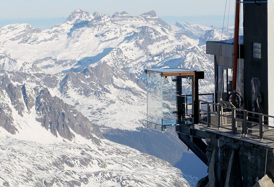 Chamonix Skywalk Mont Blanc Retreat We Do Not Rent