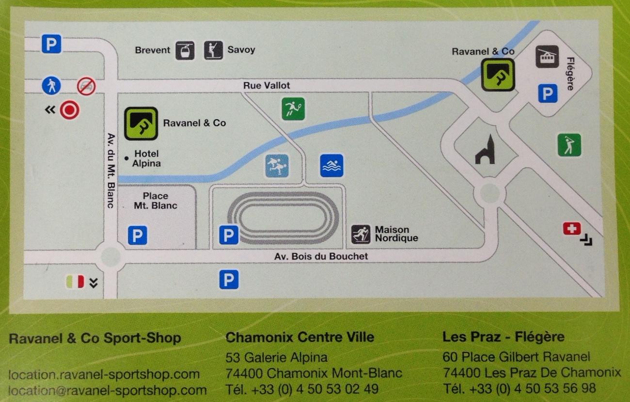 Ravanel Ski Shop Mont Blanc Retreat We Do Not Rent - Alpina ski shop
