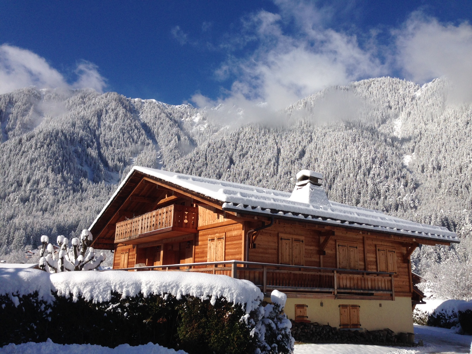 Welcome to Mont Blanc retreat